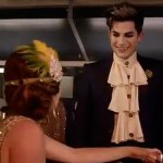Adam Lambert as a 'Glampire': VIDEO
