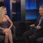 Ann Coulter Tries To Convince Bill Maher Racism Ended In 1964: VIDEO