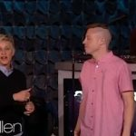 Macklemore and Ryan Lewis Sing Their Marriage Equality Anthem 'Same Love' on Ellen: VIDEO