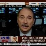 David Axelrod Will Shave His Mustache of 40 Years if Obama Loses Michigan, Pennsylvania, or Minnesota: VIDEO
