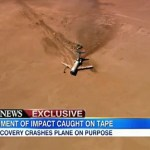 Plane Crash Survival Tips Revealed After Researchers Crash Boeing 727 into Mexican Desert: VIDEO
