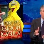 Jon Stewart Previews a New, Conservative Sesame Street: VIDEO