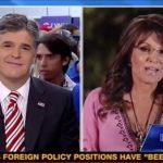 Sarah Palin and Sean Hannity Trash Obama After Debate: VIDEO
