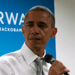 President Obama Tears Up While Thanking Volunteers: VIDEO