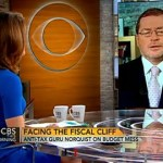 Grover Norquist Says Obama Won by Characterizing Romney as a 'Poopy Head': VIDEO