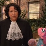 Sonia Sotomayor Gives Career Advice on Sesame Street: VIDEO