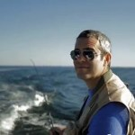Andy Cohen Hooks a Big One in New York Harbor: VIDEO