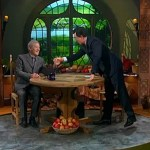 Ian McKellen Tells Stephen Colbert There's a Gay 'Hobbit' Sequel in the Works: VIDEO