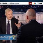 Chris Matthews Confronts Log Cabin Republican Head About GOP's Lagging Support for Gay Equality: VIDEO