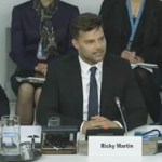 Ricky Martin Speaks at UN Forum on Homophobia: VIDEO