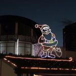 Naughty Messaging Revealed in City's Christmas Lights: VIDEO