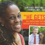 De Blasio's Wife: Yes, I Was Once A Lesbian, But Not Anymore