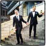 Dan Savage And Terry Miller Are Now Married In Washington: PHOTO