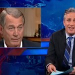 Jon Stewart on Why We're Going Over the Fiscal Cliff: VIDEO