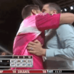 ESPN Airs Gay Pro Bowler Scott Norton Kissing Hubby After Win: VIDEO