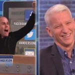 Anderson Cooper Sasses His 'Purebred' Gay Producer: VIDEO