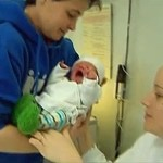 France's First Baby of 2013 Born to Gay Couple