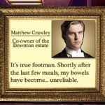 Downton Abbey for the Super Nintendo: VIDEO