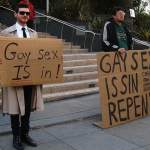 Christian Poll Shows Less Americans Think Being Gay Is A Sin