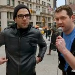 Billy Eichner Accosts New Yorkers with Zachary Quinto: VIDEO