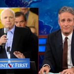 Jon Stewart Demolishes 'Hypocrite' John McCain and His 'Junior High School-Level Pettiness': VIDEO