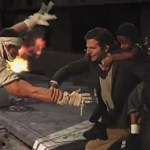Beefcake Zombie Attacks Bradley Cooper: VIDEO
