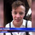 Bullied Gay Teen Who Hanged Himself Dies