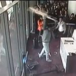 Chinese Official Misses Plane, Destroys Gate in Wild Rage: VIDEO
