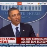 President Obama Speaks Out About Why He is Opposing Proposition 8 at the Supreme Court: VIDEO