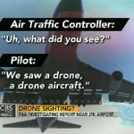 Pilot Reports Seeing 'Unmanned Drone' Near JFK: VIDEO