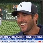 Detroit Tigers Pitcher Justin Verlander Says Gay Player Would Be Welcomed by the Team: VIDEO