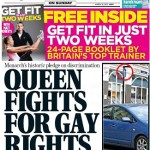 On the Queen's Lack of Pro-Gay Speech