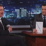 Gavin Newsom Talks to Jimmy Kimmel About Obama's Prop 8 SCOTUS Brief: VIDEO