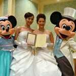Tokyo Disneyland Hosts Lesbian Wedding