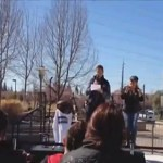 Westfield Mall Official Apologies at Rally for Gay Men Kicked Out for Kissing: VIDEO
