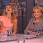 Barbara Walters: News of Elisabeth Hasselbeck's 'View' Departure Has Been Greatly Exaggerated – VIDEO