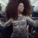 Transsexual Actress Calpernia Addams and Drag Race Star Shangela Light Up New Facebook Home Ad: VIDEO