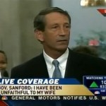 National Republicans Dump Mark Sanford
