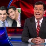 Stephen Colbert on the Threat of Straight Men Committing Gay Marriage Fraud: VIDEO