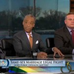 'Meet the Press' Covers the Supreme Court and Marriage with Al Sharpton and NOM Bigot Brian Brown: VIDEO