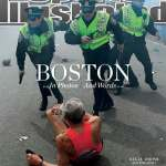 Gay Officer is Among Three Boston Marathon Police Responders Shown on Powerful 'Sports Illustrated' Cover
