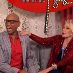 RuPaul Spends 30 Minutes in Bed with Joan Rivers: VIDEO