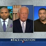 Esera Tuaolo and Brendon Ayanbadejo Discuss Gay Pro Athletes on 'Face the Nation': VIDEO