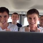 'Book of Mormon' Party Bus Performance of the Day: VIDEO