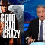 Jon Stewart Blasts CPAC II, Also Known as the NRA Convention: VIDEO