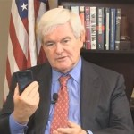 Newt Gingrich is 'Really Puzzled' About What a Smartphone Is: VIDEO