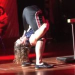 Orion Griffiths Crowned 'Broadway Beauty Pageant' Winner After Sexy Contortionist Strip Tease: VIDEO