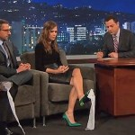 Kristen Wiig and Steve Carell Have a New Footwear Line: VIDEO