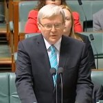 Australian PM Kevin Rudd Wants a Vote on Marriage Equality