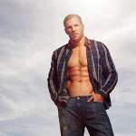 British Rugby Star James Haskell Has a Brick House Bod and a Great 'Attitude': PHOTOS